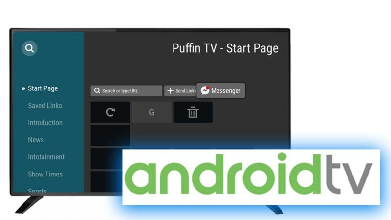 Puffin TV Web Browser  App
