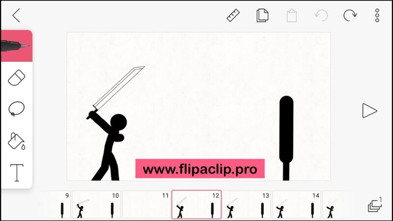Flipaclip | 2D Animation and Cartoon creator for Android and iOS