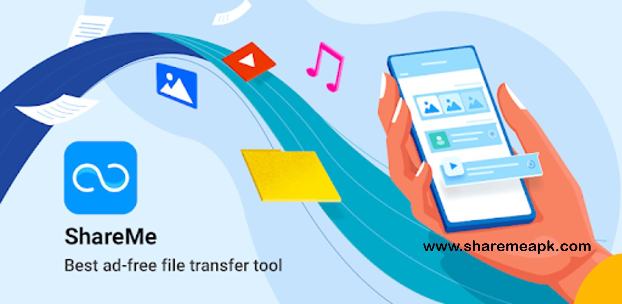 Shareme Download   File sharing & data transfer App Xiaomi Inc